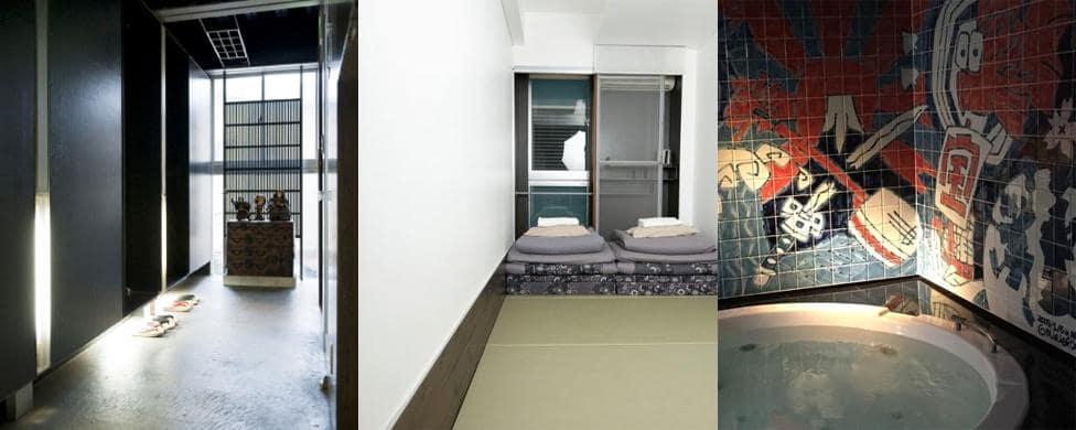 unique hotels in tokyo