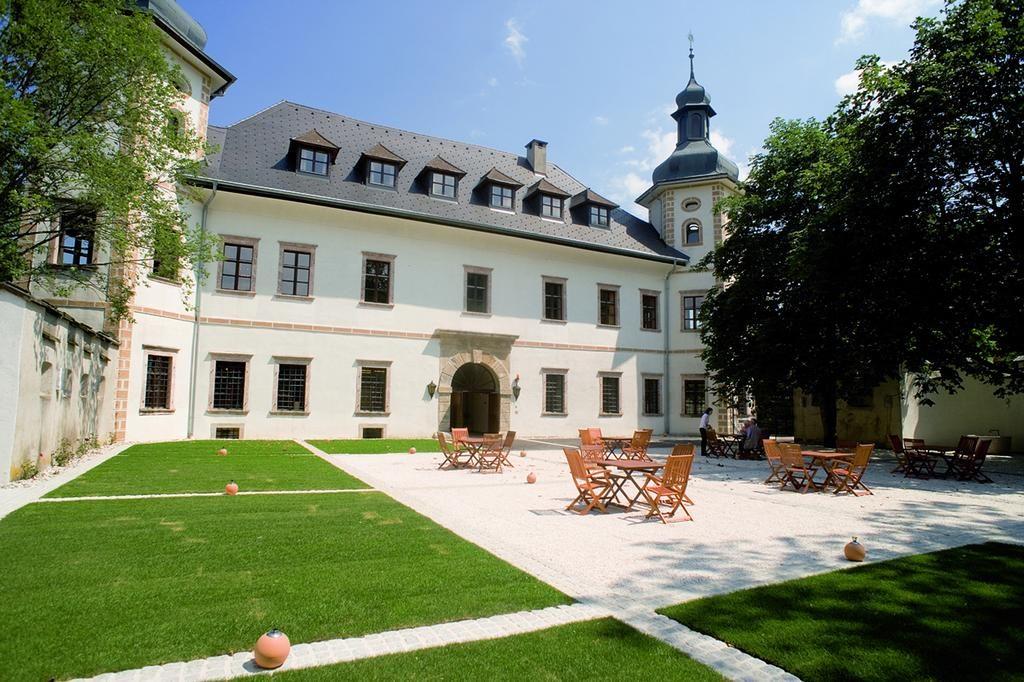 Modern castle hotels in Austria