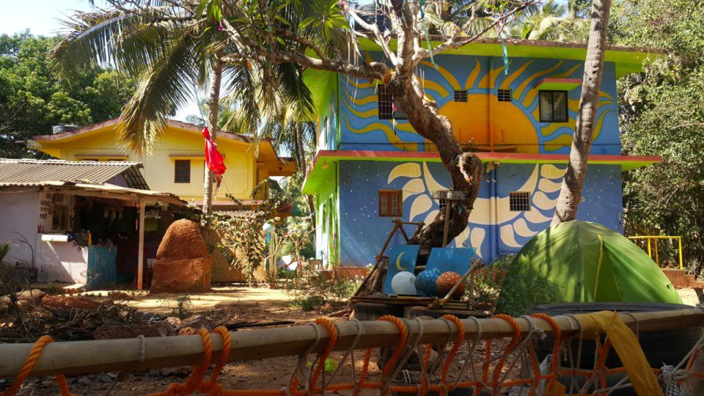 Free hostel Goa