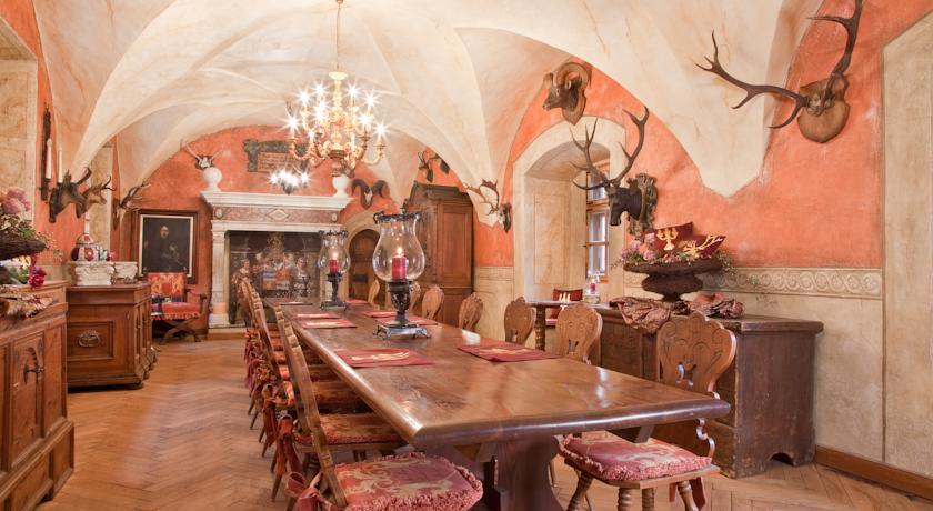 Best castle hotels in Austria