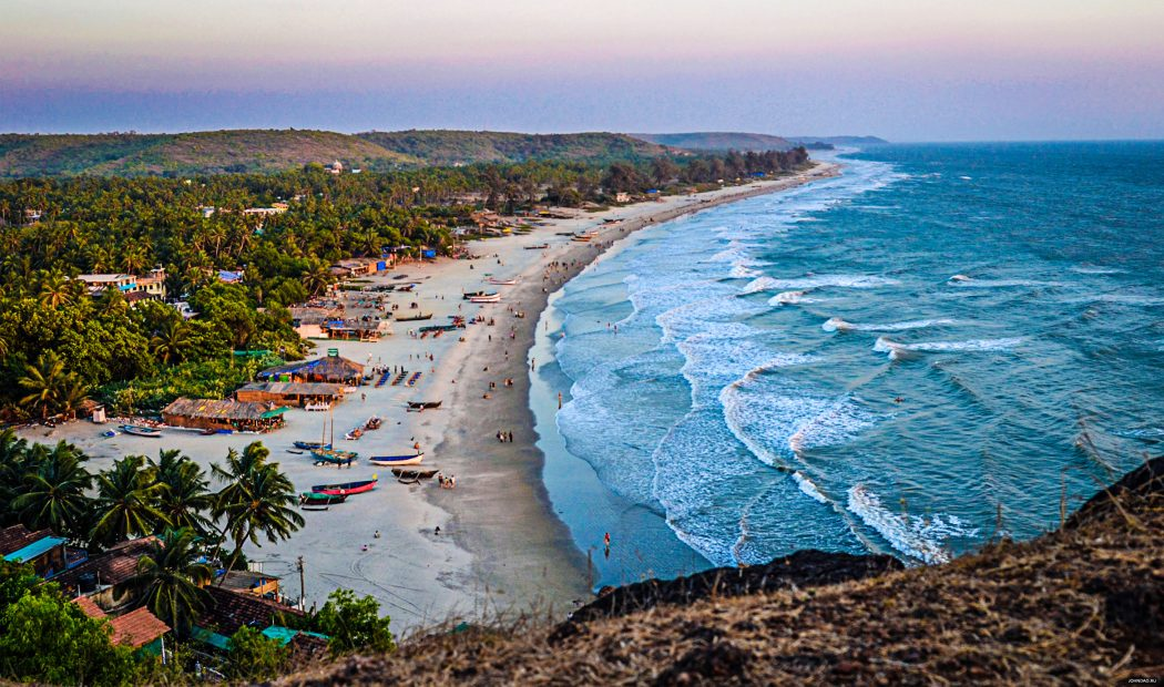 Arambol Beach Hostels Goa