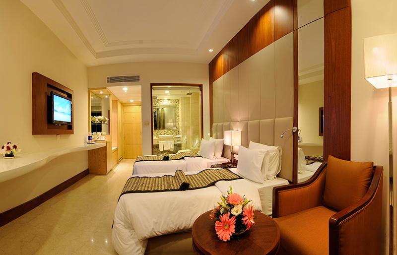 Budget hotels near Taj Mahal