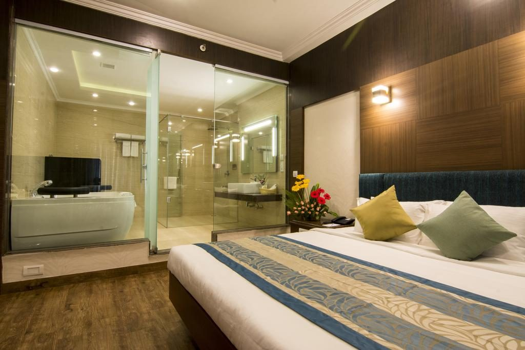 Business hotels in Pondicherry