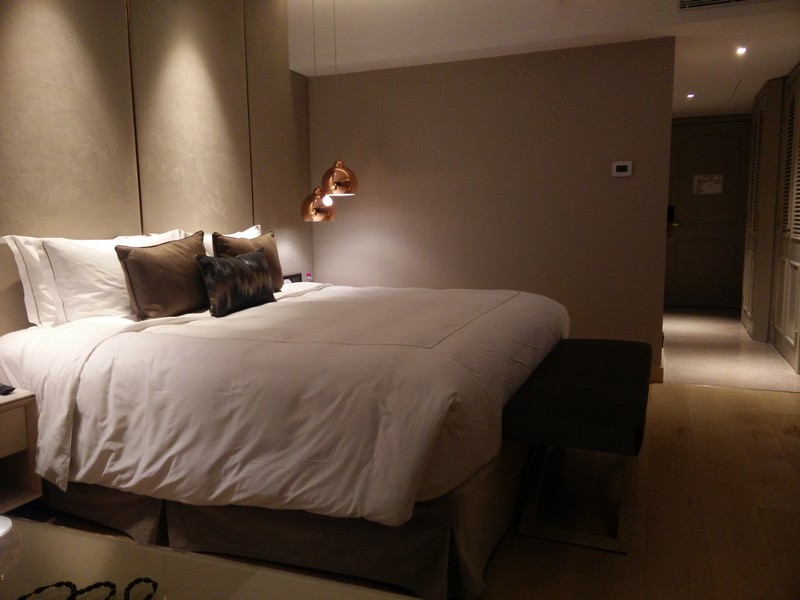 Luxury at Taj lands End