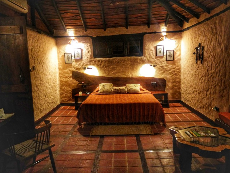 Luxury cottages Kanha Earth Lodge