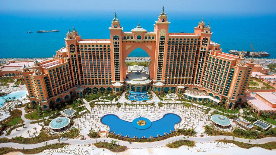 luxury accommodation dubai