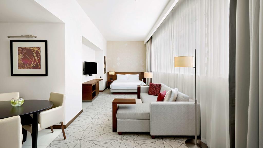 Budget hotel Downtown Dubai
