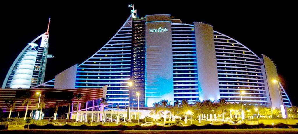 ultimate luxury hotel dubai