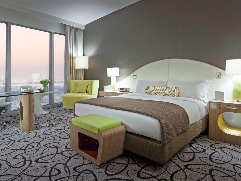 mid range downtown hotels dubai