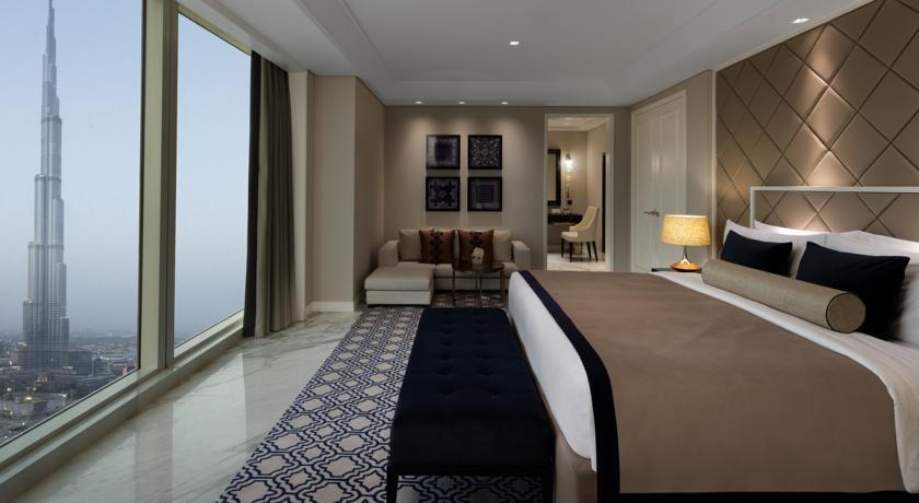 Dubai downtown hotels